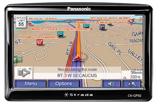 Panasonic CN GP50