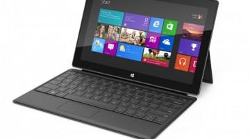 microsoft surface tableta cu Windows