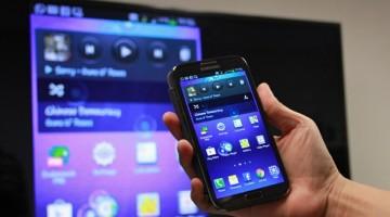 afisarea imaginii de pe smartphone pe smart tv