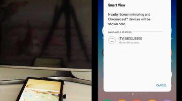conectare smartphone Samsung la TV