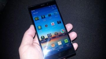 Design smartphone Allview X1 Xtreme