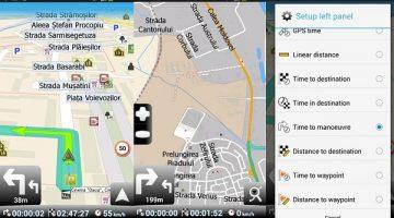 MapFactor Gps pentru Android