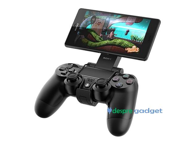 joaca jocuri de ps4 pe tableta cu Android