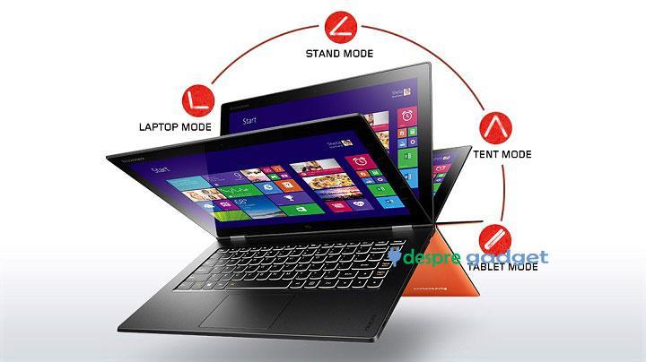 Lenovo Yoga 2 - ultrabook la pret decent