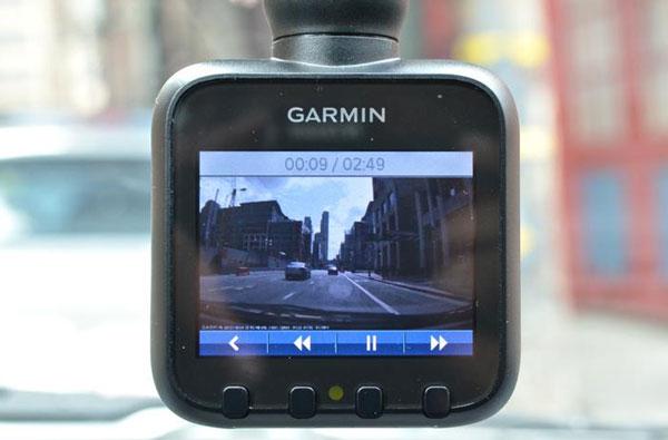 camera auto garmin