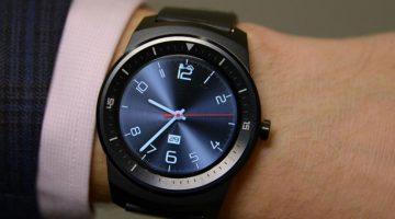 G Watch R - smartwatch elegant de la Lg