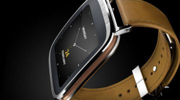 Asus Zen Watch poza lateral