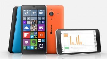 noile smartphone-uri Microsoft Lumia din 2015