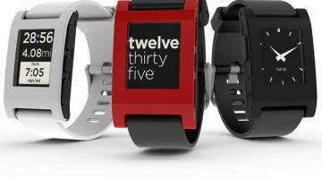 pebble - un smartwatch ieftin