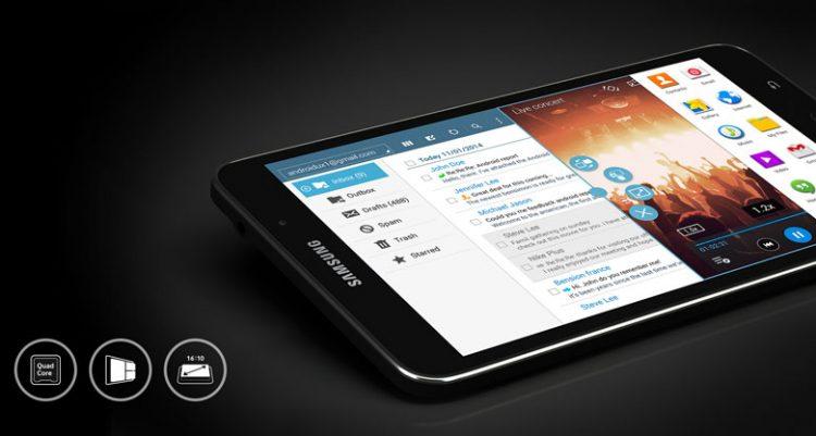 tableta cu Android Samsung Tab 4 ca navigatie auto GPS