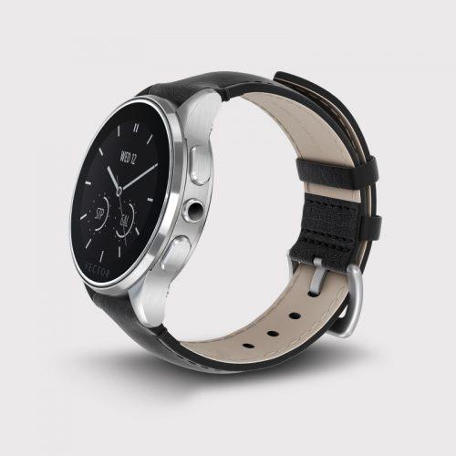 smartwatch vector luna metalic