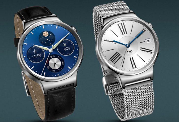 review smartwatch de la Huawei 2016