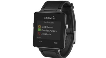 smartwatch review Garmin Vivoactive