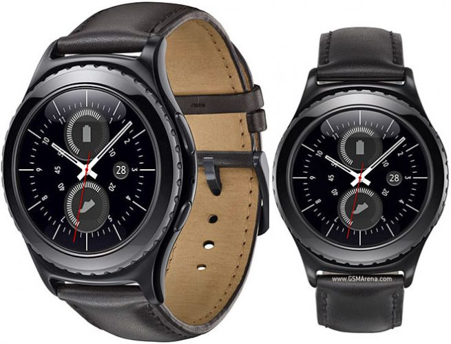 smartwatch samsung gear s2 clasic review