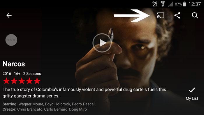 conectare laptop la televizor sa vezi filme Netflix