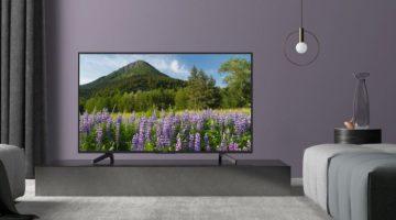 televizor Sony 2018 XF83
