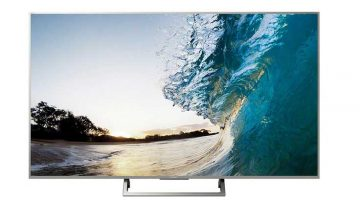 review sony 4k hdr 55xe8577