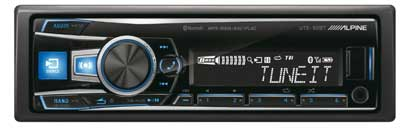 Player auto Alpine UTE-92BT