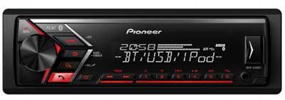Radio MP3 Player auto Pioneer MVH-S300BT